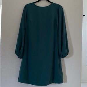 A New Day green dress in green size small